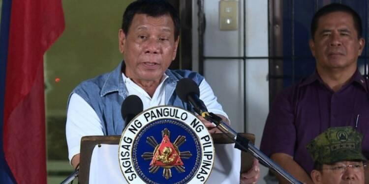 Philippines/loi martiale: