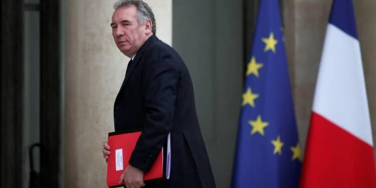 François Bayrou et Marielle de Sarnez quittent le gouvernement