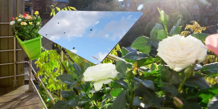 Des miroirs made in France qui augmentent la luminosité de 40%