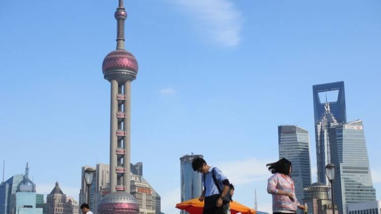 Assurance-vie : bientôt des actions de Shanghai dans votre portefeuille