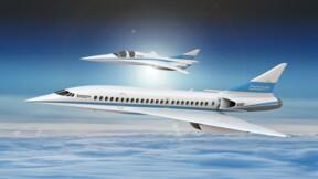 L'avion supersonique Boom séduit 5 nouvelles compagnies. Bientôt Paris-New York en 3h30 ?