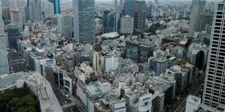 Le gouvernement plus optimiste sur l'économie japonaise