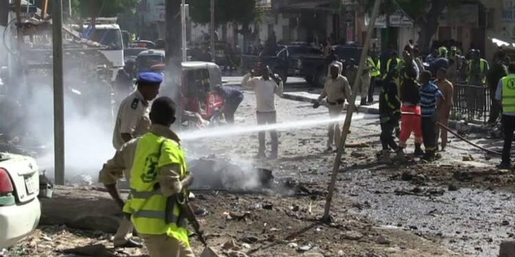 Somalie: au moins cinq tués dans un attentat à Mogadiscio
