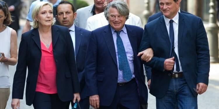 Le Pen accepte de se rendre à une convocation des juges
