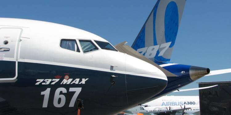 Les milliards de dollars pleuvent au Bourget, Boeing remporte haut la main face à Airbus