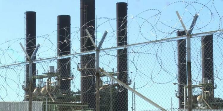L'unique centrale de Gaza recommence à fournir de l'électricité