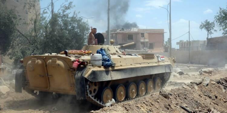 """Le chef des opérations spéciales dément tout """"ciblage"""" à Mossoul"""
