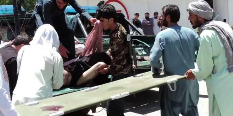 Afghanistan: 34 morts dans un attentat contre une banque