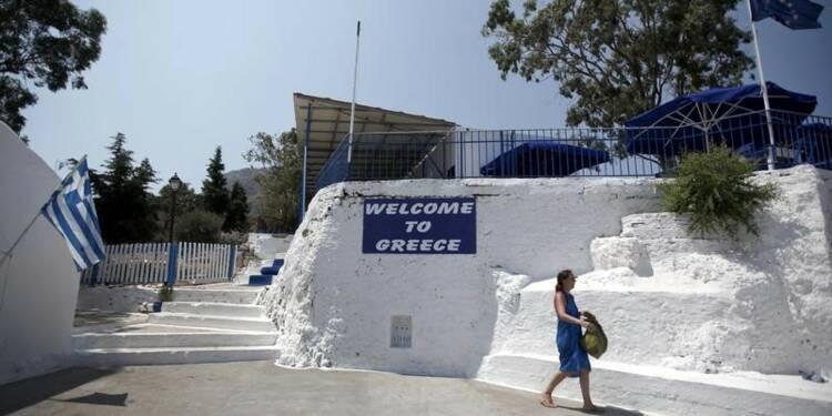 Moody's relève la note de la Grèce à Caa2