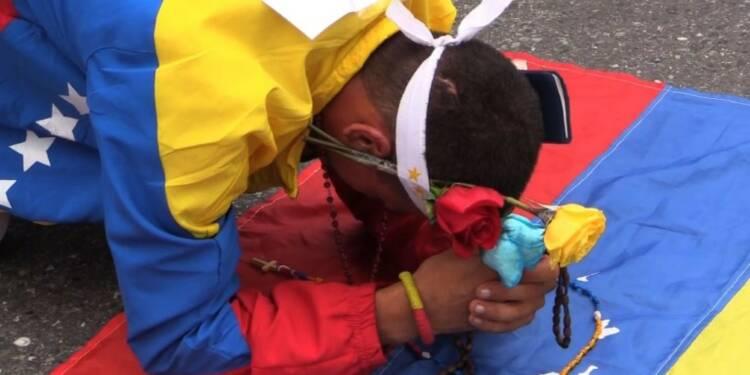 Venezuela: les manifestations continuent, 75e mort en trois mois