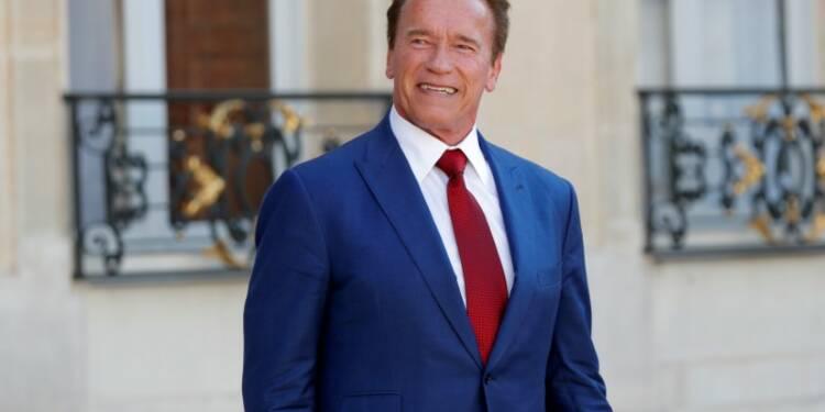 Schwarzenegger demande de ne pas politiser la question du climat