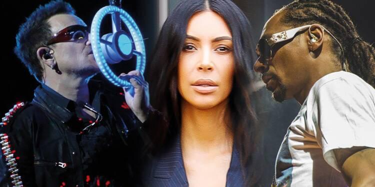 Beyonce, Di Caprio, Kardashian... découvrez où les stars investissent leur fortune