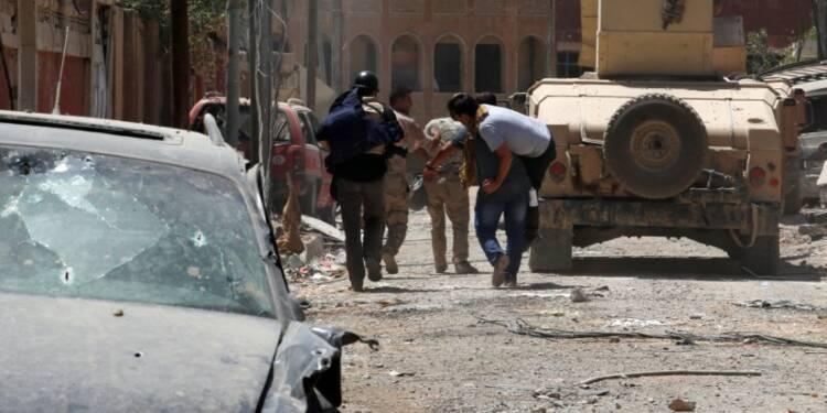 Décès d'une journaliste française blessée à Mossoul