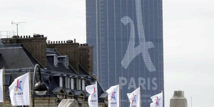 Près de trois quarts des Français favorables aux JO 2024 à Paris