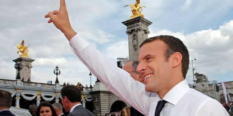 Assemblée, déficit, code du travail... les choses sérieuses commencent pour Macron