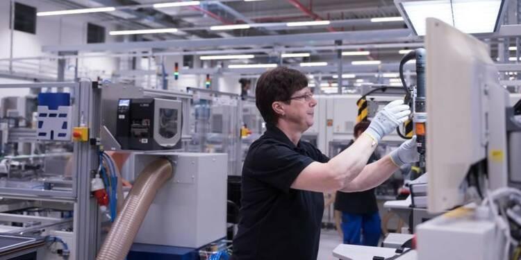 Allemagne: L'indice Ifo à un plus haut record en juin