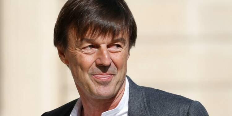 Pas de concession sur les pesticides, dit Hulot