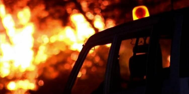 Un incendie ravage un parc naturel en Espagne