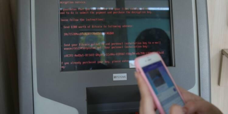 """Cyberattaque mondiale : Saint-Gobain, Auchan et la SNCF ciblés par un nouveau """"ransomware"""""""