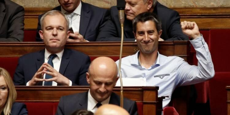 François de Rugy élu président de l'Assemblée