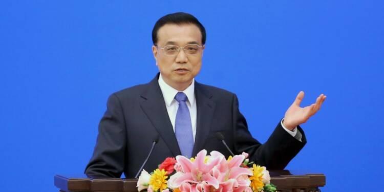 La Chine est capable d'atteindre son objectif de croissance, selon le Premier ministre chinois