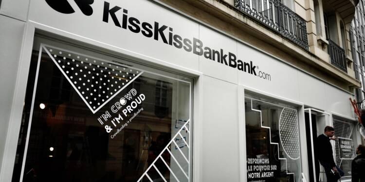 Pourquoi La Banque Postale et KissKissBankBank se marient