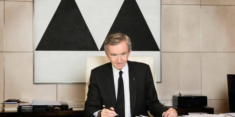 Les 100 Français les plus riches en 2017