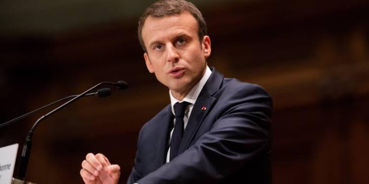 Dérapage du déficit : les pistes de Macron pour combler le trou