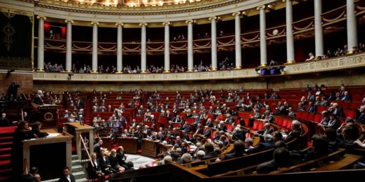 Razzia de La République en marche sur l'Assemblée nationale