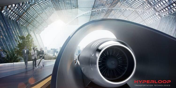 La Corée du Sud veut son Hyperloop pour traverser le pays en 20 minutes !