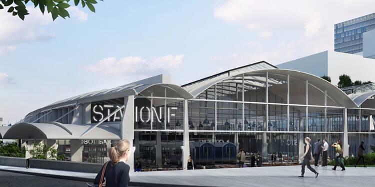 Station F, visite du plus grand campus à start-up du monde !