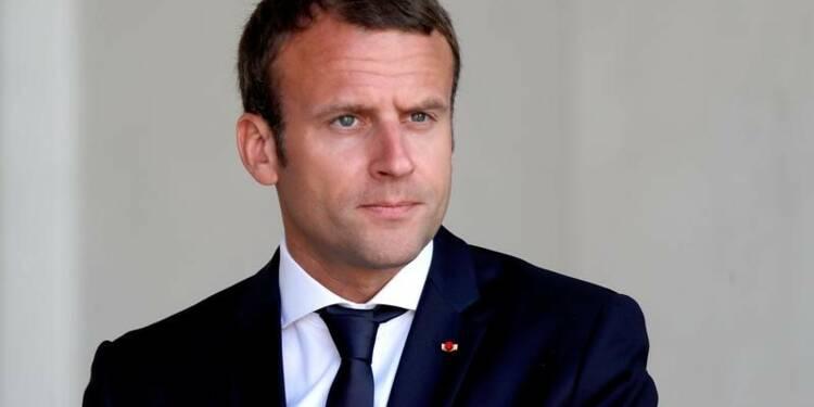 Macron a fait des propositions à Alger sur la paix au Mali
