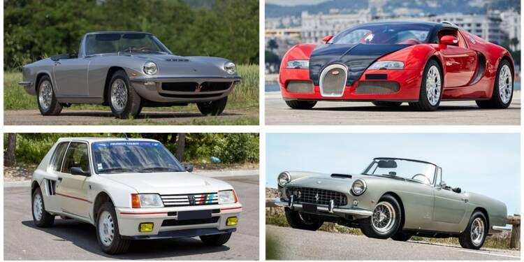 Connaissez-vous le prix de ces voitures d'exception ?