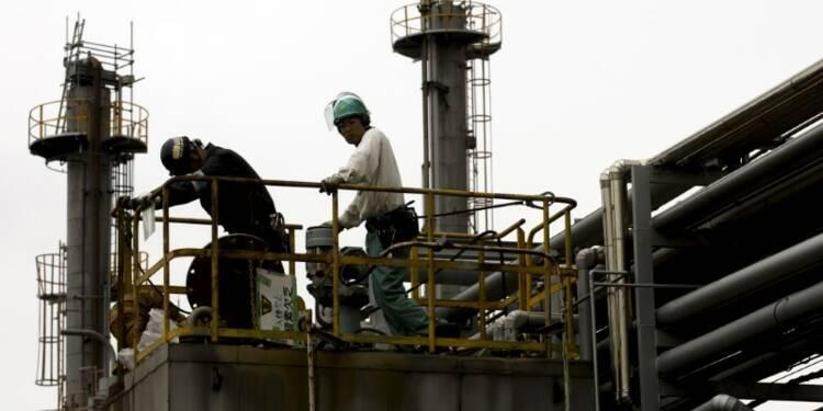 La production industrielle du Japon recule, inquiétude pour le PIB