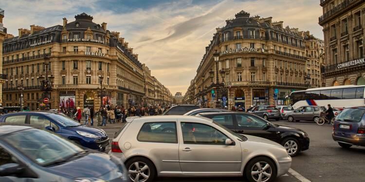 Vignette pollution : fini de rire, les amendes vont pleuvoir à partir du 1er juillet à Paris !