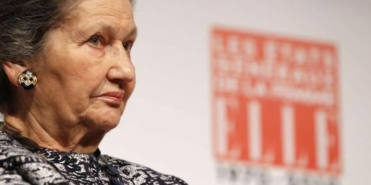 Simone Veil s'est éteinte à 89 ans