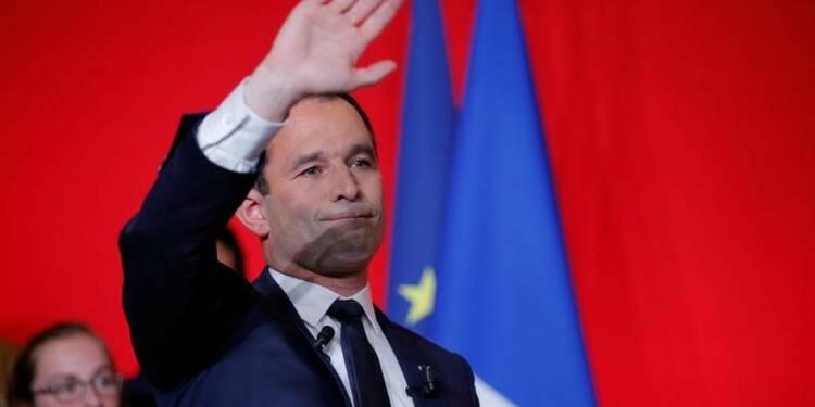 """Hamon quitte le PS et lance son """"Mouvement du 1er-juillet"""""""