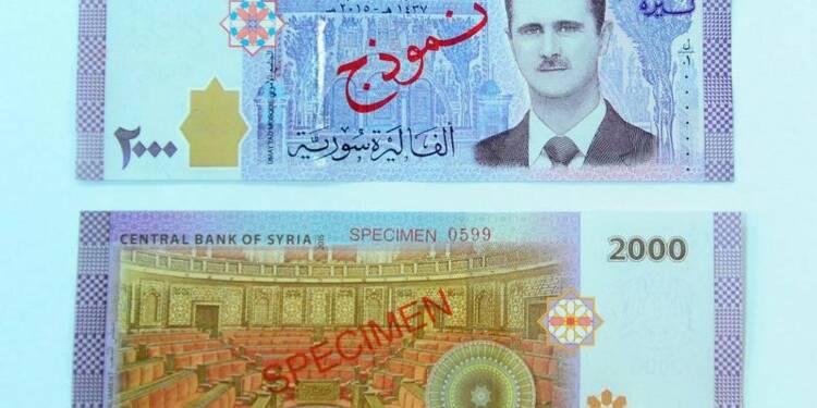 Bachar al Assad en effigie sur un billet de banque, une première