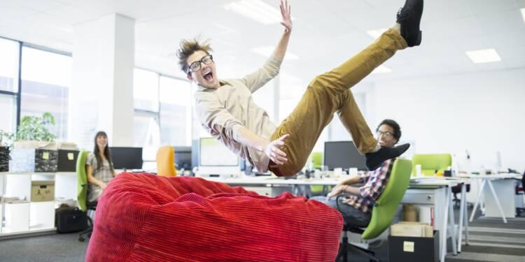 Le diktat du fun en entreprise