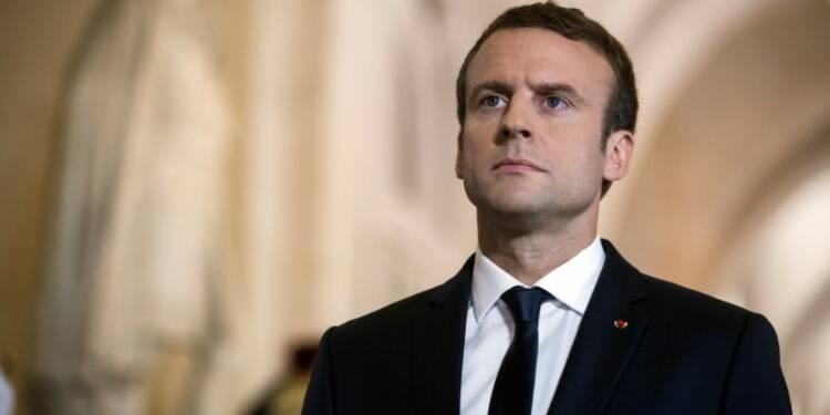 """Justice: Macron veut mettre un terme à la """"chasse à l'homme"""""""