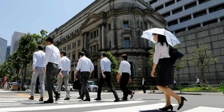 La confiance des industriels japonais à un pic de trois ans
