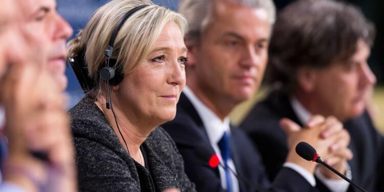 Le Parlement européen s'interroge sur les dépenses du groupe du FN