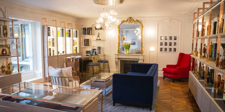 Johnnie Walker House : un club privé très ouvert