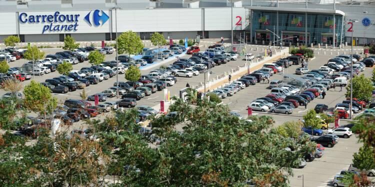 Après Casino, Carrefour offre la possibilité d'investir dans ses centres commerciaux