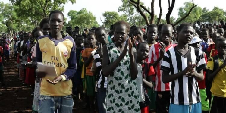 Ethiopie: 45.000 enfants non accompagnés à Nguenyyiel