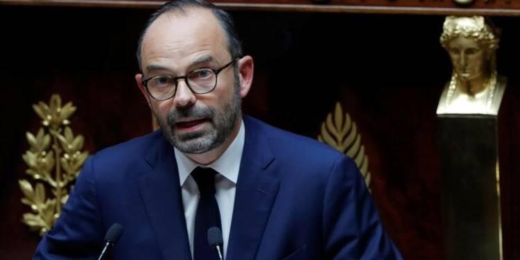 """Philippe annonce une """"stratégie de santé"""" dans les mois à venir"""