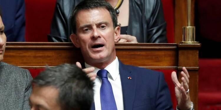 La France insoumise dangereuse pour la démocratie, dit Valls