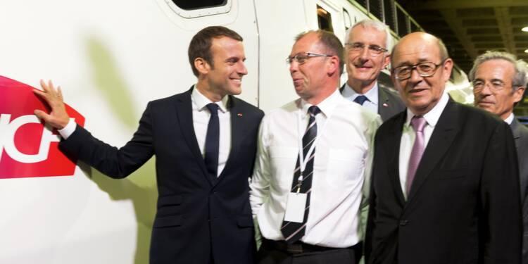 La somme astronomique dépensée par la SNCF pour la fête des nouveaux TGV
