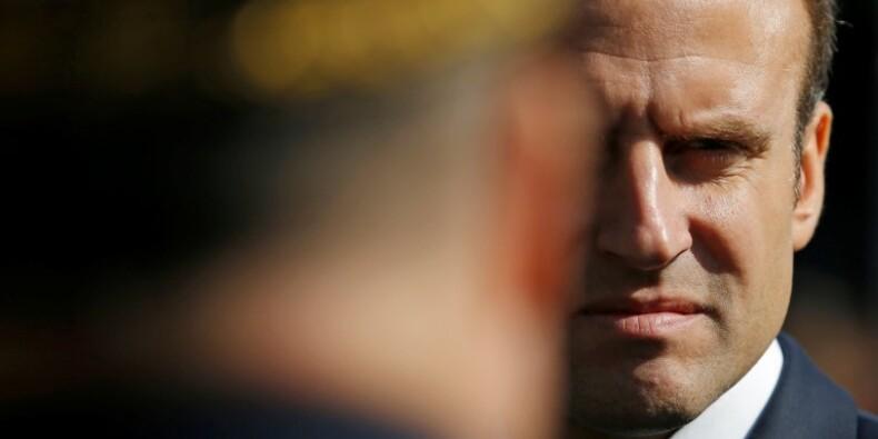Macron réaffirme son soutien à l'opposition syrienne