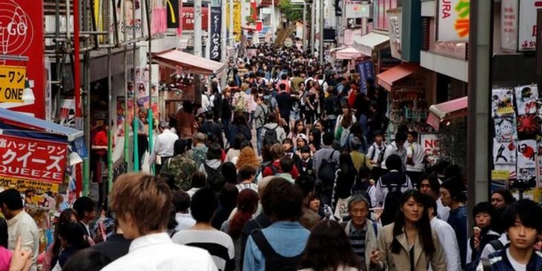 Japon: Nouvelle forte poussée dans les services en juin